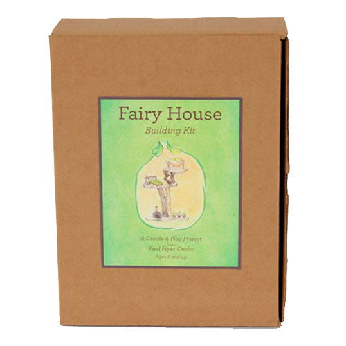 Fairy House Building Kit - Box