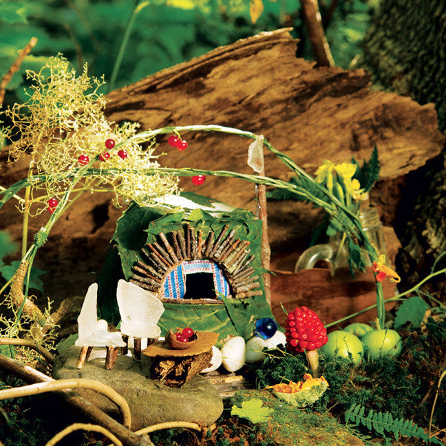 Fairy House Handbook - Sample Photograph