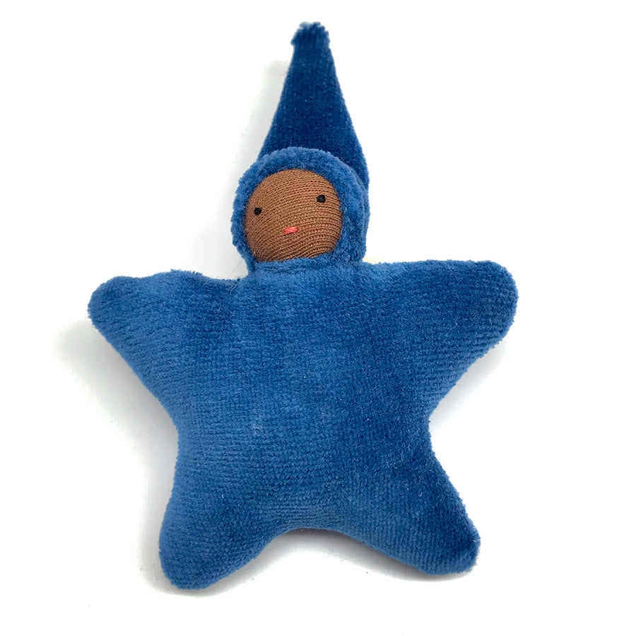 Star Baby Pocket Waldorf Doll