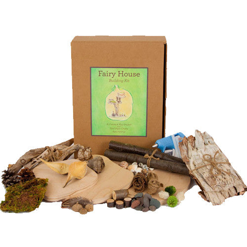 Fairy House Building Kit - Contents