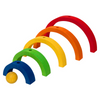 Wooden Rainbow Stacking Toy - Bella Luna Toys