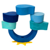 Rainbow Stacking Toy - Bella Luna Toys