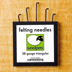 Woolpets Felting Needles