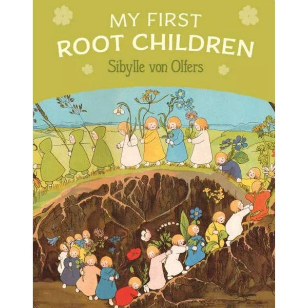My First Root Children Board Book - Sibylle von Olfers - Bella Luna Toys