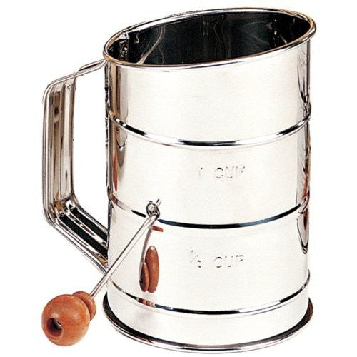 Child's Stainless Steel Flour Sifter