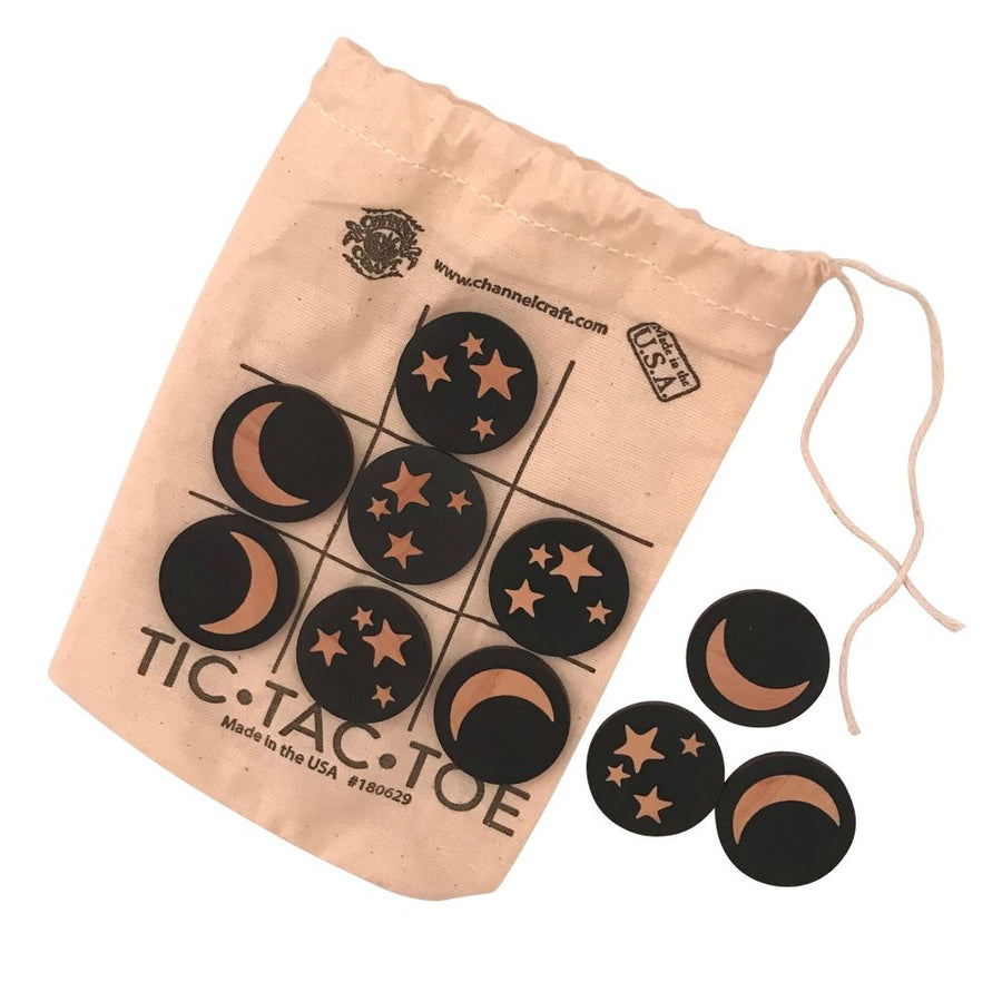 Go Tic-Tac-Toe Travel Game - Channel Craft - Bella Luna Toys