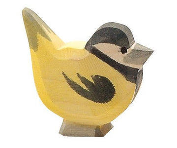 Wooden Goldfinch - Ostheimer - Bella Luna Toys