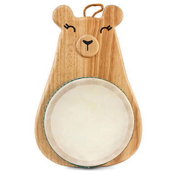 Greentones Mama Bear Drum - Bella Luna Toys