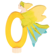 Fairy Tale Birthday Ring Number 0 | Grimm's Spiel & Holz