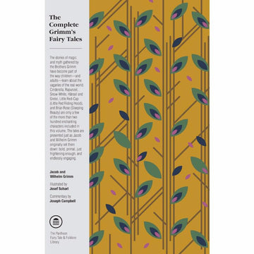 The Complete Grimm's Fairy Tales, Pantheon Edition