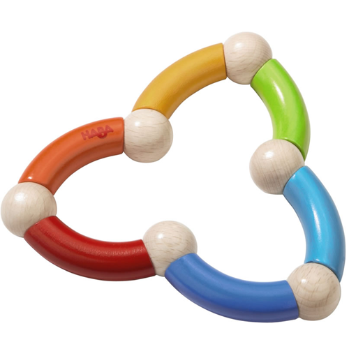 HABA Color Snake Clutching Toy