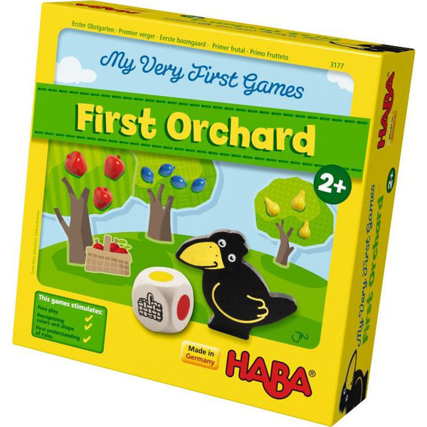 HABA My Very First Games - First Orchard - Bella Luna Toys
