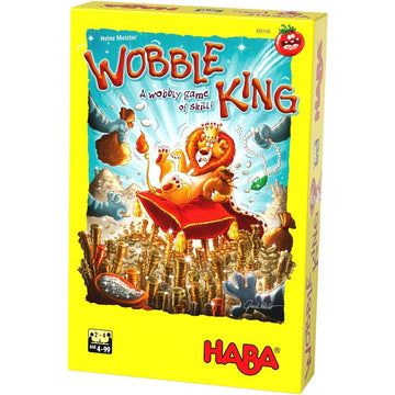 HABA Wobble King Board Game - Bella Luna Toys