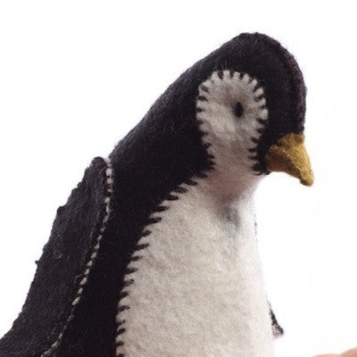 Hand Sewing Kit Penguin
