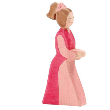 Ostheimer Lady in Waiting Wooden Figure - Bella Luna Toys