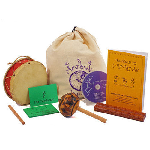 Jamtown Junior, Kids Rhythm Instruments Set