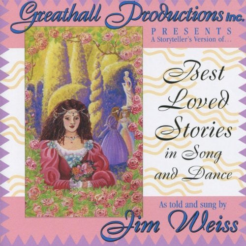 Jim Weiss Audiobook CD, Best Loved Childrens Stories