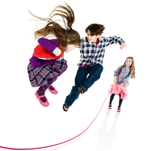 Double Dutch Jump Rope 16 Foot