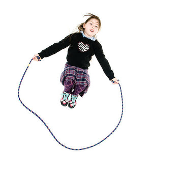 Single Jump Rope - 8 Foot