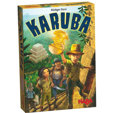 Karuba Board Game HABA