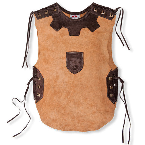 Leather Tunic | Knight's Costume