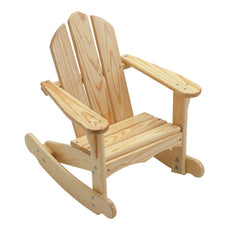 Kids Adirondack Rocking Chair