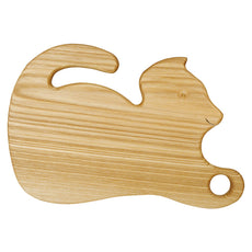 Cat Wooden Cutting Board