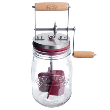Kilner Glass Butter Churner for Kids - Bella Luna Toys