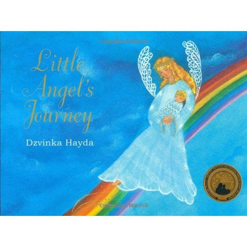 Little Angel's Journey, Dzvinka Hayda, Waldorf Birthday Story