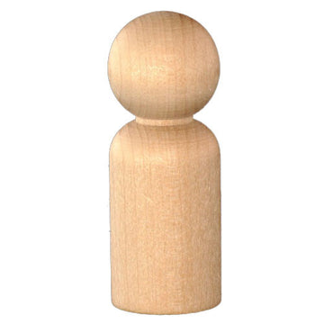 Wooden Peg Doll - Man | Peg People Dolls
