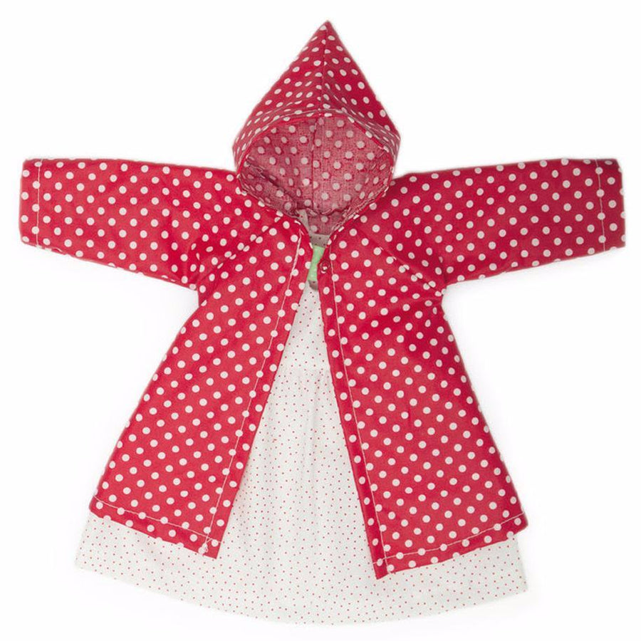 Nanchen Organic Dress Up Doll Clothing - Bella Luna Toys