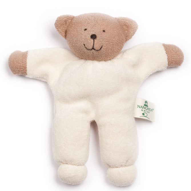Bella Bear Organic Soft Toy - Nanchen