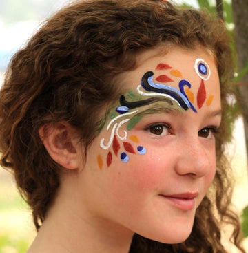 Natural Organic Face Painting Kits