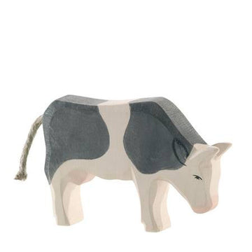Ostheimer Black Cow - Eating - Bella Luna Toys