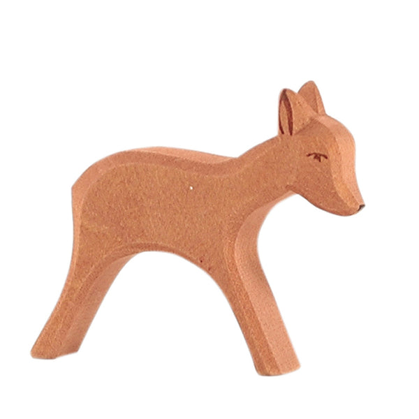 Ostheimer Deer, Standing - Wooden Toy Animal Figure - Bella Luna Toys
