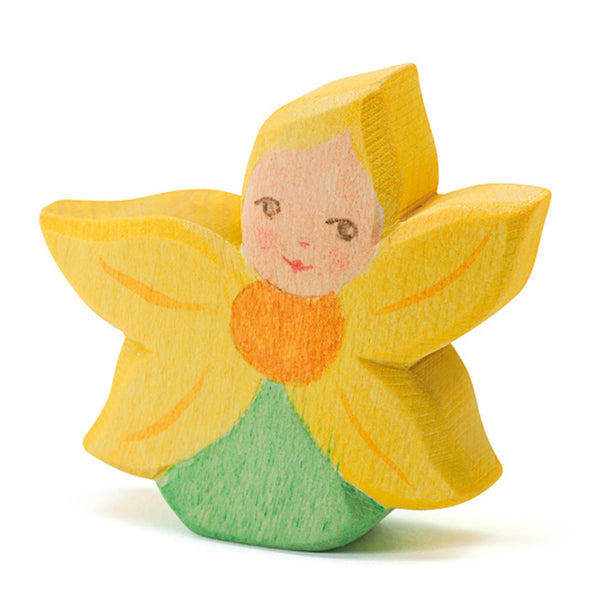 Ostheimer Flower Children - Sunflower - Wooden Waldorf Toy