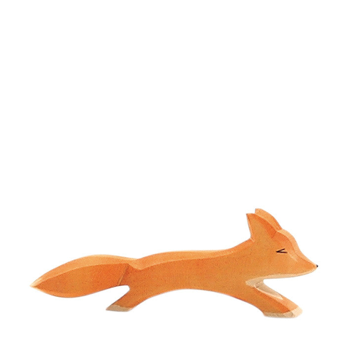 Ostheimer Fox, Running