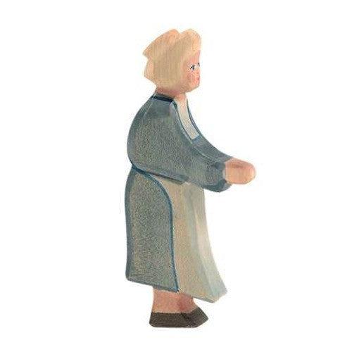 Ostheimer Wooden Figures, Grandmother