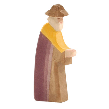 Ostheimer Joseph Walking 4120 - Wooden Nativity Figures - Bella Luna Toys