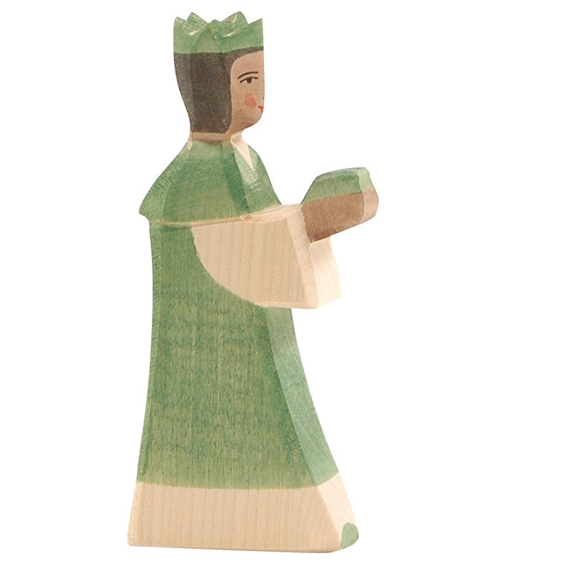 Ostheimer Nativity King - Green