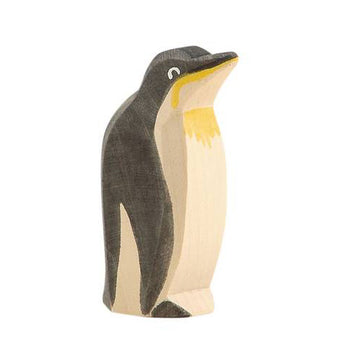 Ostheimer Penguin, Beak High