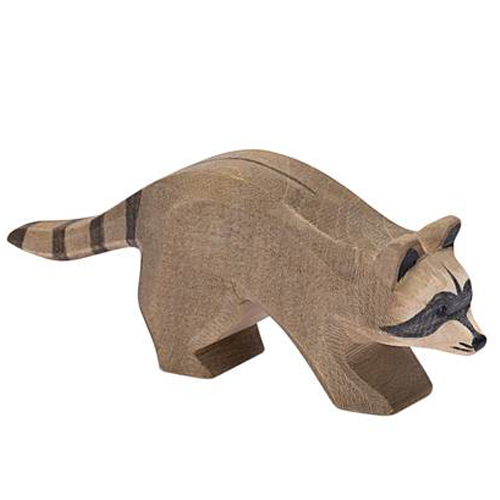 Ostheimer Raccoon, Running