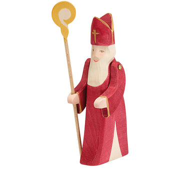Ostheimer St. Nicholas - Wooden Toy Christmas Figures