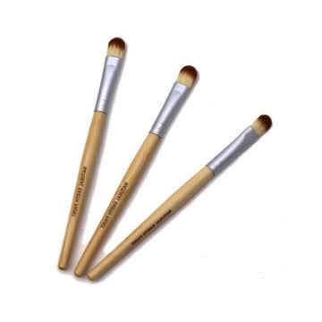 Natural Earth Paints Paintbrushes, Set of 3 - Vegan - Bella Luna Toys