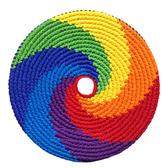 Rainbow Pocket Disc