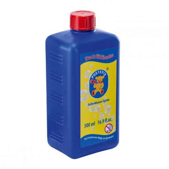 Pustefix Bubbles Refill 16.6 oz - 500 ml - Bella Luna Toys