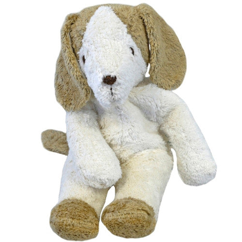 Organic Cotton Plush Puppy Dog, Germany