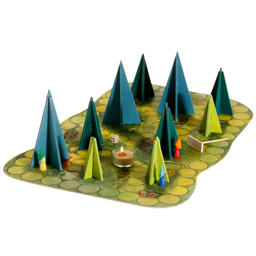 Shadows in the Forest - Cooperative Board Game