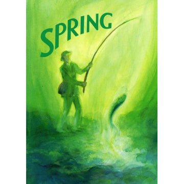 Spring: A Collection of Poems, Songs, and Stories for Young Children, Wynstones Press