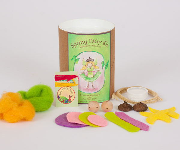Spring Fairy Kit - Contents